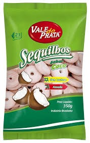 SEQUILHOS COCO 350g