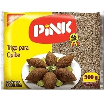 Trigo para Kibe Pink 500g
