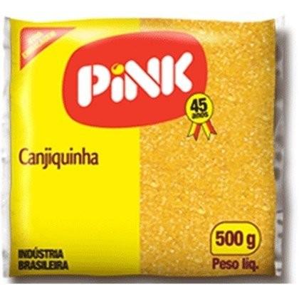 Canjiquinha Pink 500g