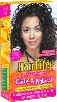 Hairlife Cachos & Natural