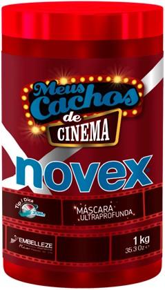 Novex Meus Cachos de Cinema Máscara Kg