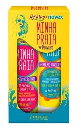Novex Minha Praia Pack Shampoo + Tratamento Condicionante