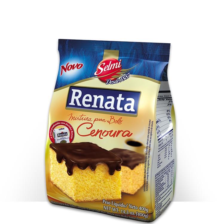 MISTURA PARA BOLO RENATA 400G