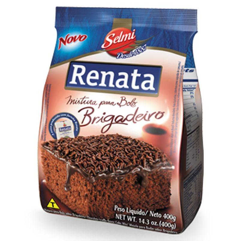 Mistura para Bolo de Brigadeiro Renata 400