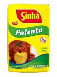 Polenta 500g - Sinhá