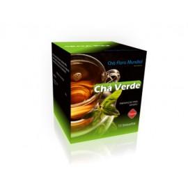 Chá Verde Puro - 10 Saquetas