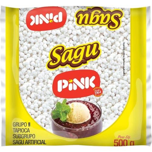 Sagu Pink 500g