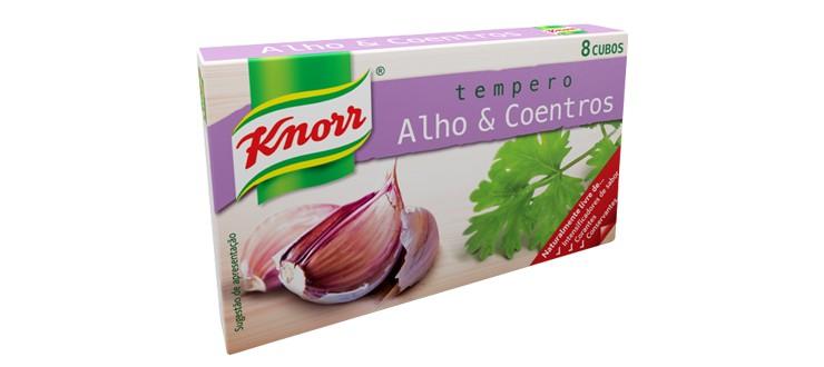 Knorr® Tempero Alho & Coentros