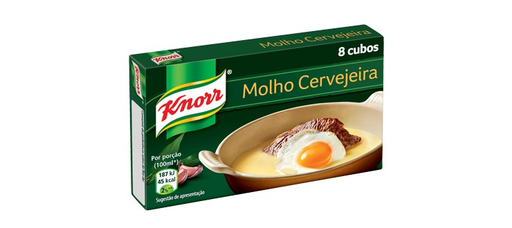 Knorr®Molho de Cervejeira