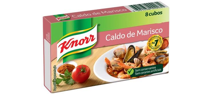 Knorr® Caldo de Marisco