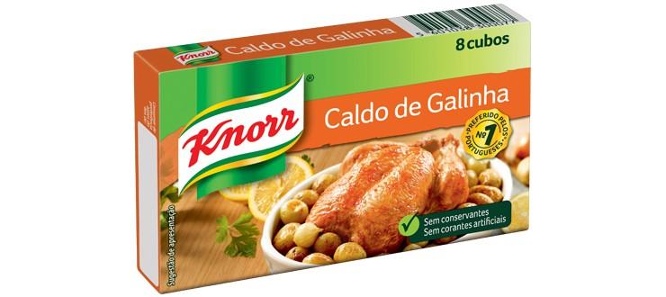 Knorr® Caldo de Galinha