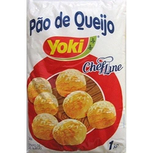 MISTURA PAO QUEIJO YOKI 1KG