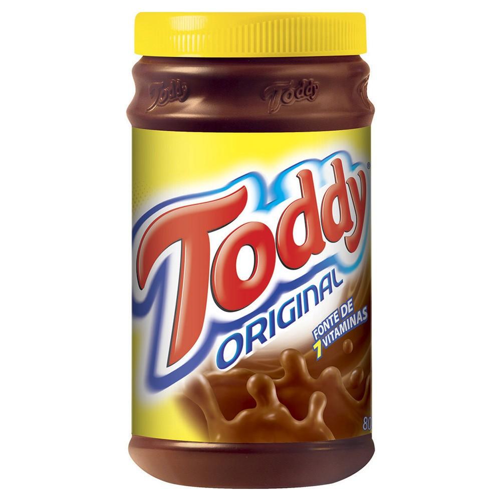 Achocolatado Em Po 400g Toddy