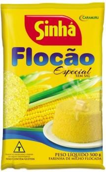 FLOCÃO / FARINHA DE MILHO FLOCADA