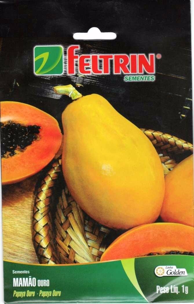 Sementes De Mamão Papaya