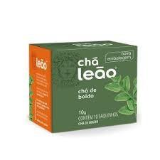 Chá Leão Boldo
