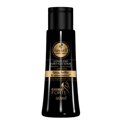 Haskell Cavalo Forte Complexo Fortalecedor 40ml