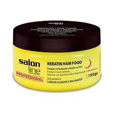 Pomada Hidratante Keratin Hair Food Salon Line