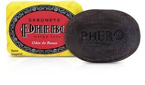 Sabonete Phebo Odor de Rosas 90g