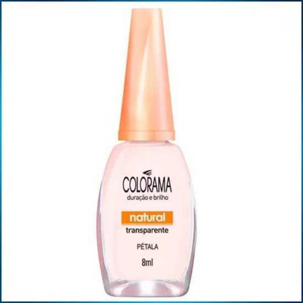 Esmalte Colorama Natural Transparente Pétala