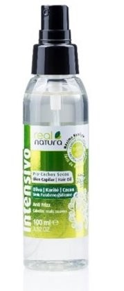 Real Natura Óleo Capilar Afro Secos 100ml