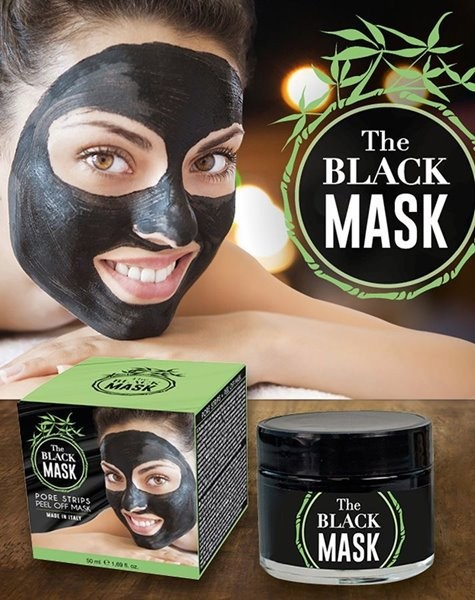The Black Mask - Máscara Negra 50ml