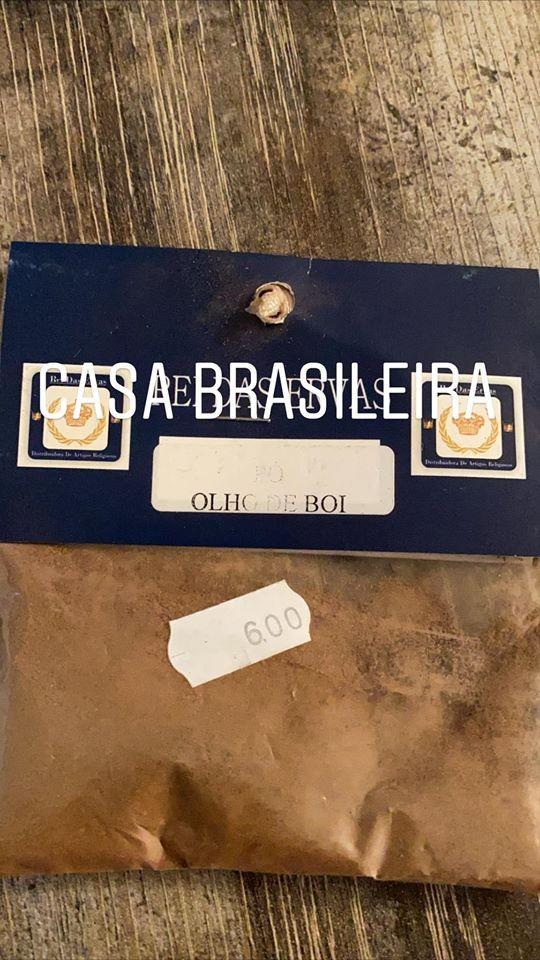 OLHO DE BOI