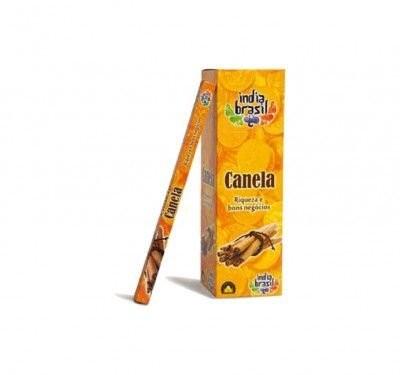 Incenso Canela  C/ 8 Varetas