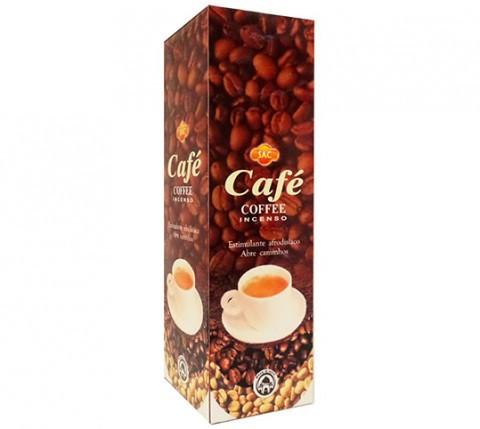 INCENSO DE CAFE  8 VARETAS