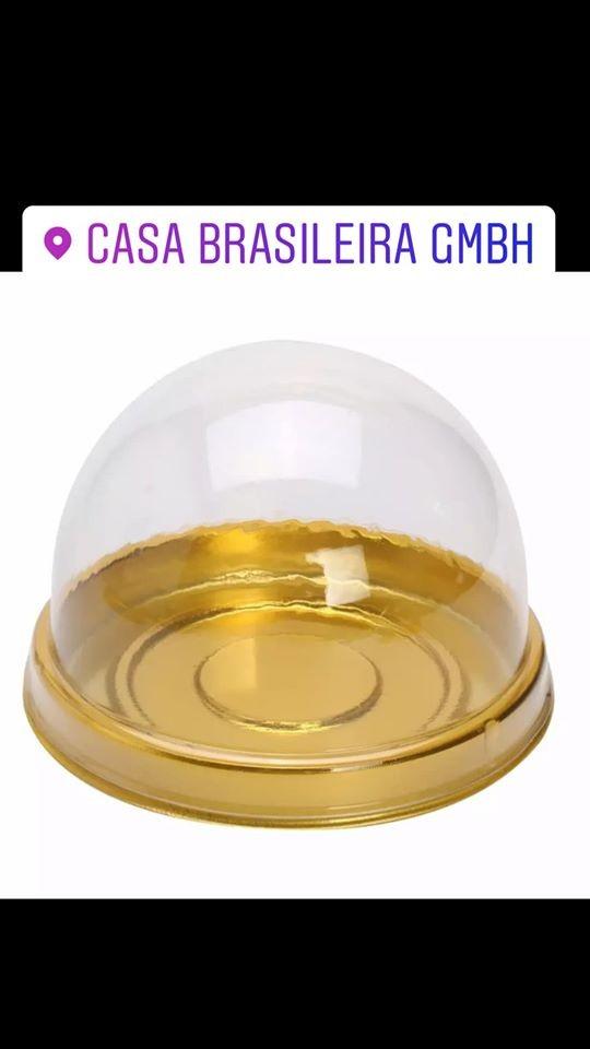 CUPULA CAIXA DE EMBALAGEN 20und