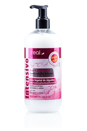Real Natura Condicionador Cachinhos 500ML