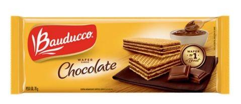 Wafer chocolate Bauducco 86g