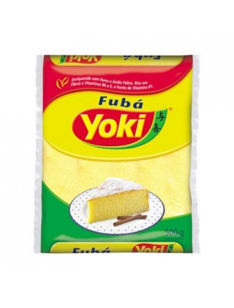 Fubá mimoso Yoki - 500g