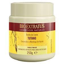 Banho de Creme Tutano - Bio Extratus - 250g