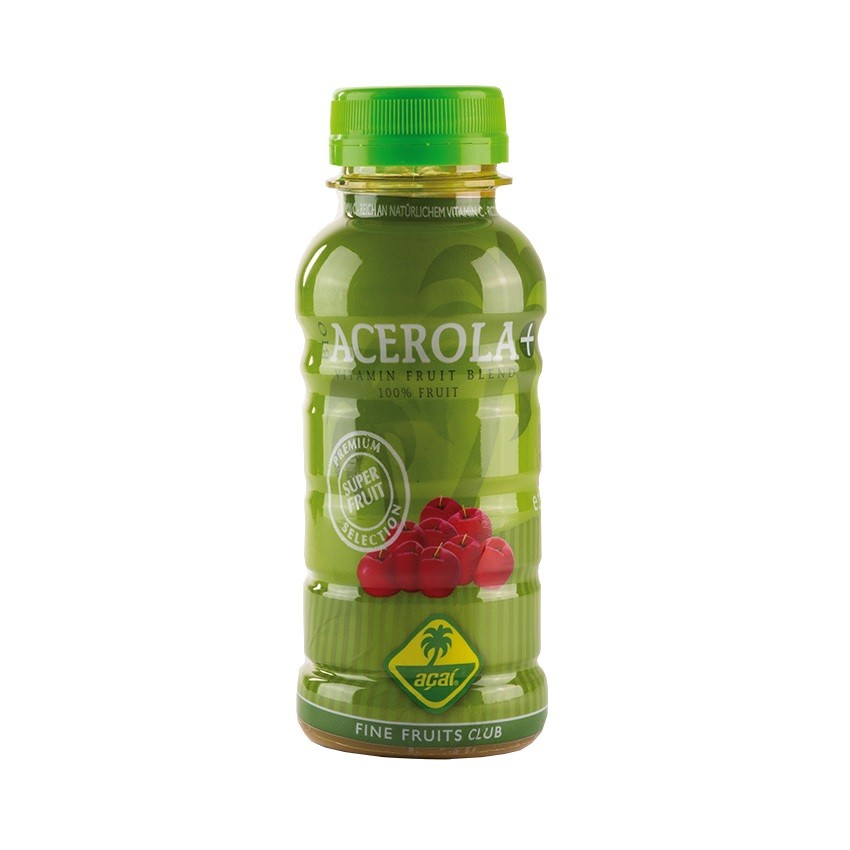 Bio Acerola+ Vitamin Fruit Blend 250ml