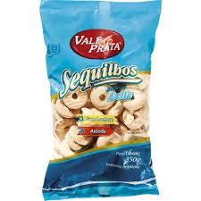 Biscoitos Sequilhos com Sabor a Leite sem Lactose embalagem 350 g