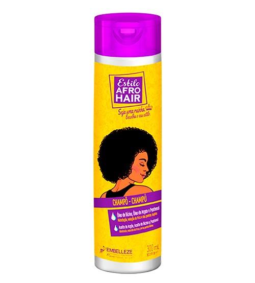 Novex Estilo AfroHair Shampoo 300ml