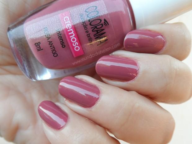 Rosa Antigo:: Colorama