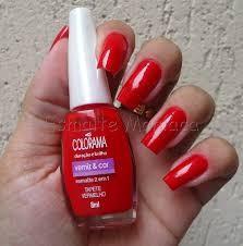 Esmalte Colorama Cremoso Tapete Vermelho -