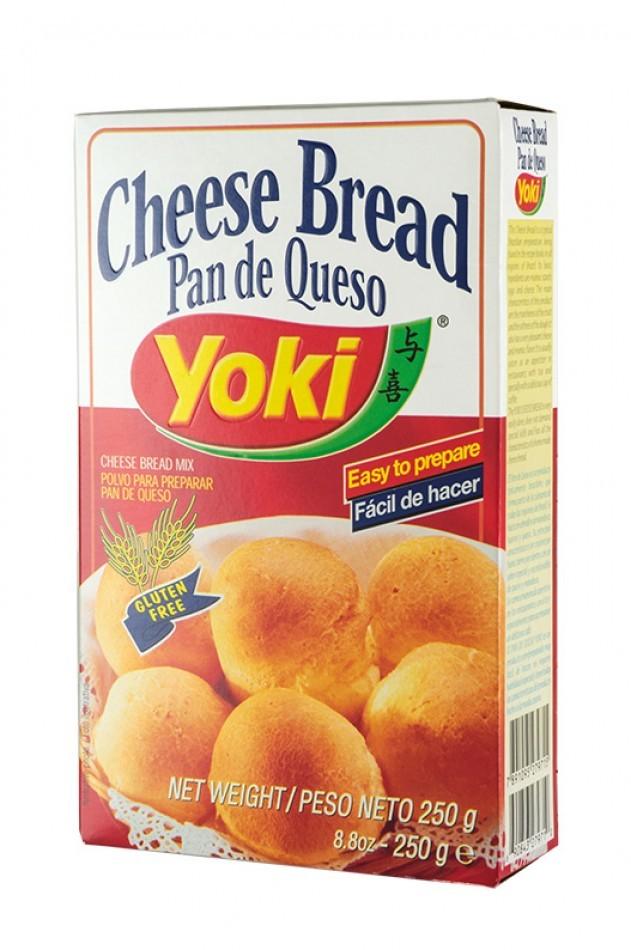 Mistura para Pão de Queijo, Yoki 250g