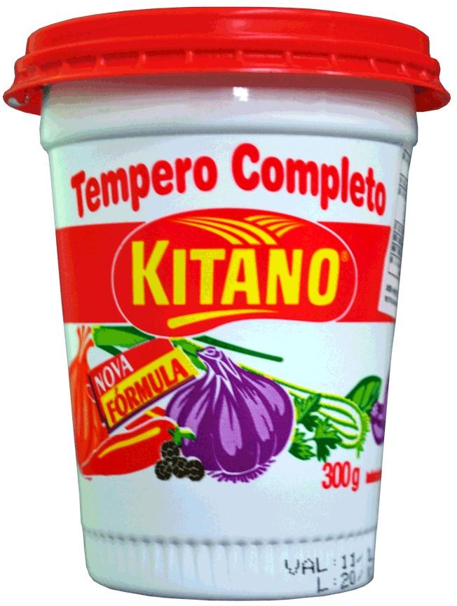Tempero Completo KITANO com Pimenta