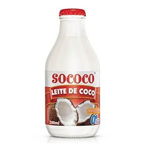 Leite de Coco DO VALE 200ml