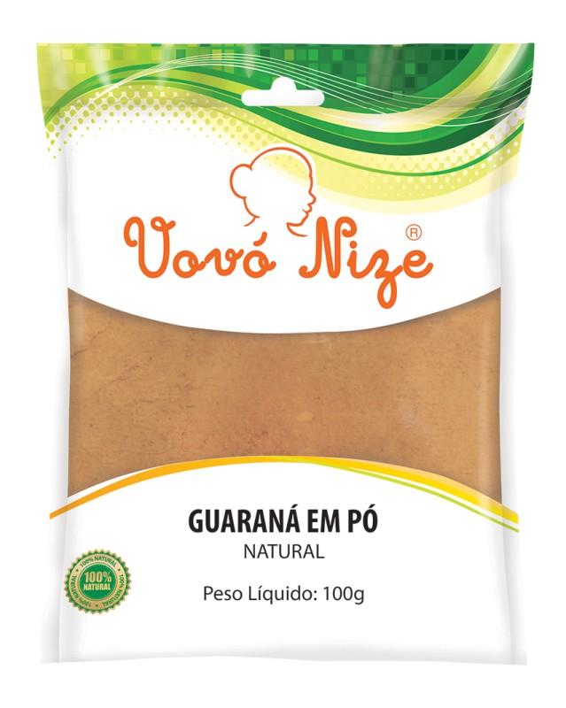 Guarana em Po