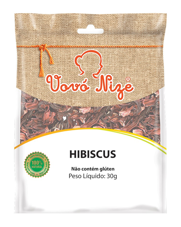 Chá de hibisco