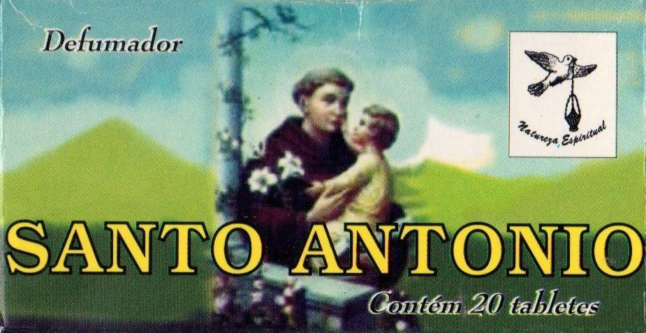 Defumador Santo Antônio Casa Indaia