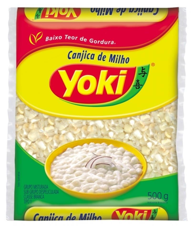 Canjica de Milho Branca Yoki 500g