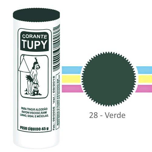 Corante para tupy verde