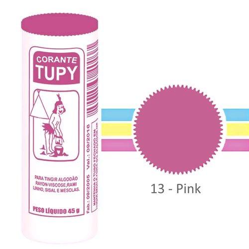 CORANTE DE ROUPAS TUPY PINK