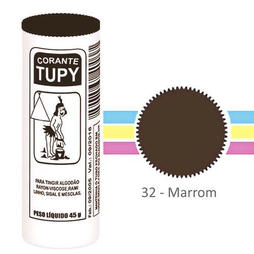 Corante para tupy marrom
