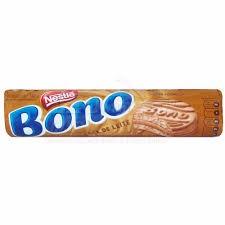 Biscoito Bono recheado Doce de Leite